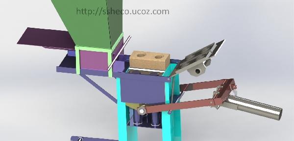 Как своими руками сделать станок для изготовления лего кирпича